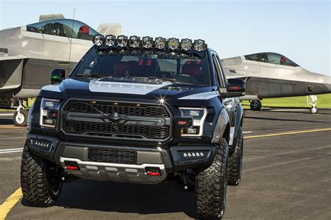 Ford F-22 F-150 Raptor Sells For $300,000 | Carscoops F 150
