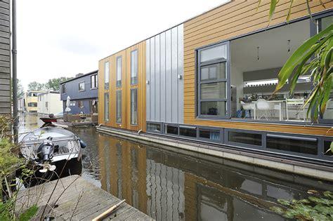 woonboot woonark amsterdam ijsbaanpad abc arkenbouw - Woonboot Ijsbaanpad