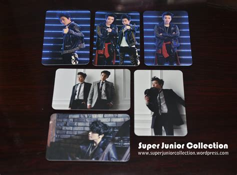Junior Siwon Japan Photocard Pc Sj Suju 301 moved permanently