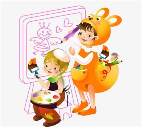 imagenes de niños tristes en caricatura los ni 241 os aprenden a dibujar caricatura pintada a mano