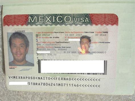 embassy of canada visa section mexico visto m 233 xico mexico visa a photo on flickriver