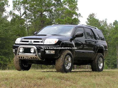 Toyota 4runner 2005 Accessories 2005 Sport 4runner With 33 Inch Tires Wants To Recalibrate