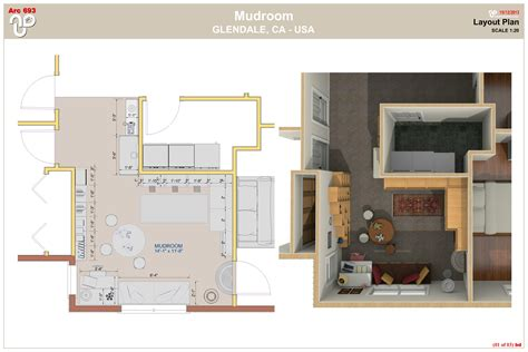 mud room layout arcbazar com viewdesignerproject projectinterior designs