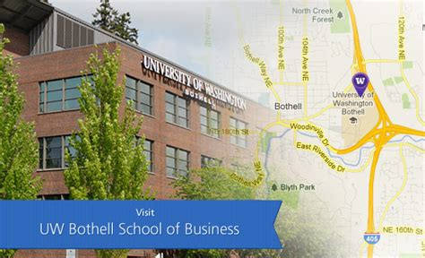 Of Wa Bothell Mba by Business Uw Bothell