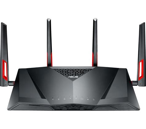 Router Asus asus dsl ac88u wireless modem router ac 3100 dual band deals pc world