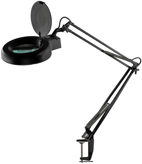 swing arm magnifying l image gallery lighted magnifier