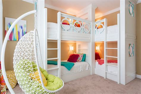 wall bunk beds 51 built in bunk beds ideas for sweet home gallery gallery