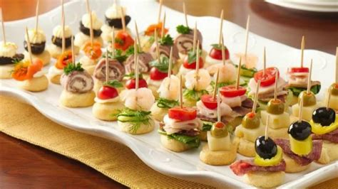 easy appetizers appetizer recipes