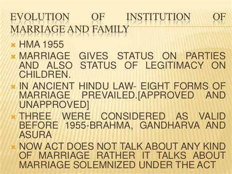 section 9 hindu marriage act concept and nature of marriage