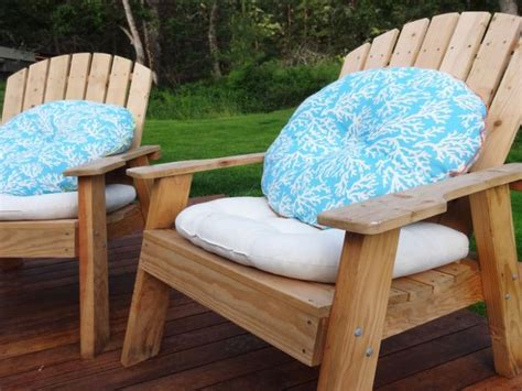 Diy Patio Furniture Cushions Diy Patio Chair Cushions Designs And Ideas