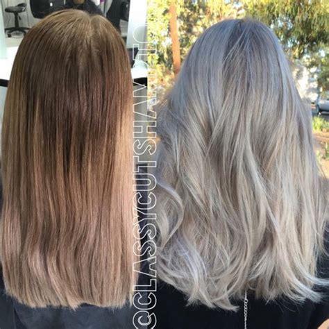 brilliant balayage hair color ideas thefashionspot