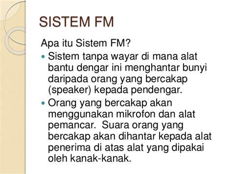 Alat Bantu Dengar Alat Bantu Dengar Berkumpulan