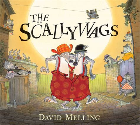 Hodder Children Just Like My By David Melling Buku Anak Import friday ture book 1 the scallywags child led chaos