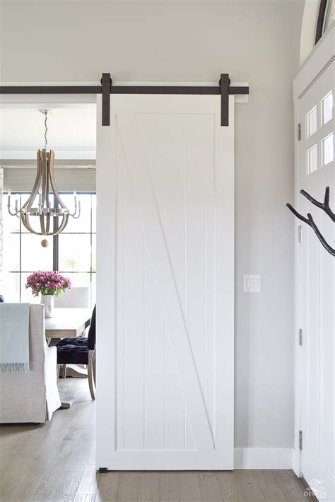 home hardware barn door hardware a welcome barn door addition to our home zdesign at home