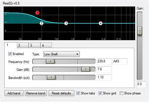 Low Shelf Eq by Guest Post How To Use Eq Audio Zine