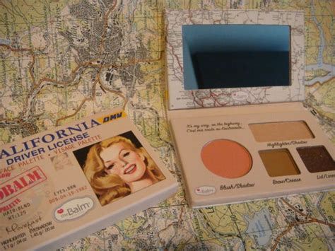 Palatte California By The Balm 15 best autobalm palette california de the balm