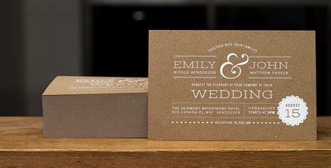 Wedding Invitations Printed Fast by Custom Printed Wedding Invitations Design Your Wedding