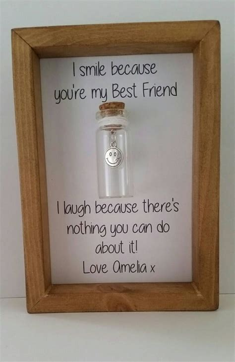 best friend gifts best friend gift gift for friend personalised gifts can be