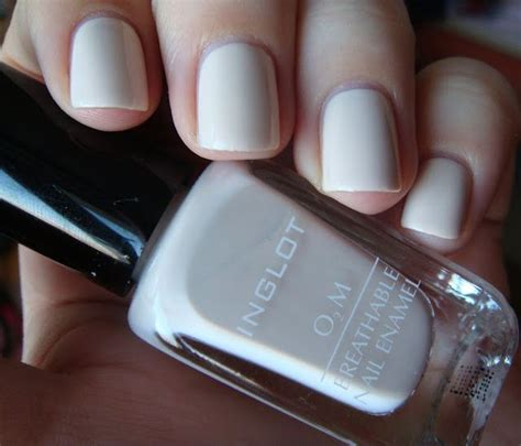 Inglot Nail Enamel 603 Limited inglot o2m breathable nail enamel 672 nails polymers technology and enamels