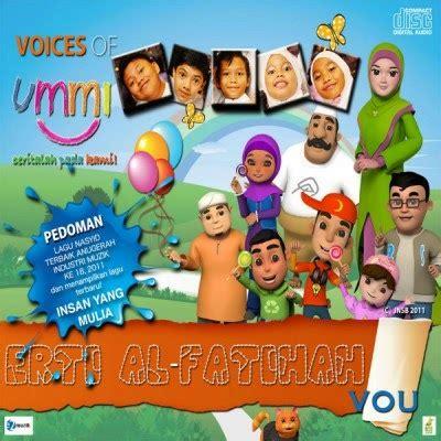 Dia Original By Ummi cherish every cherry halwa telinga cd sufi cilik