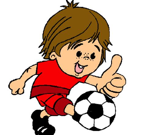 imagenes animadas jugando futbol un chico jugando futbol imagui