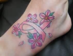 27 breast cancer ribbon tattoo design entertainmentmesh