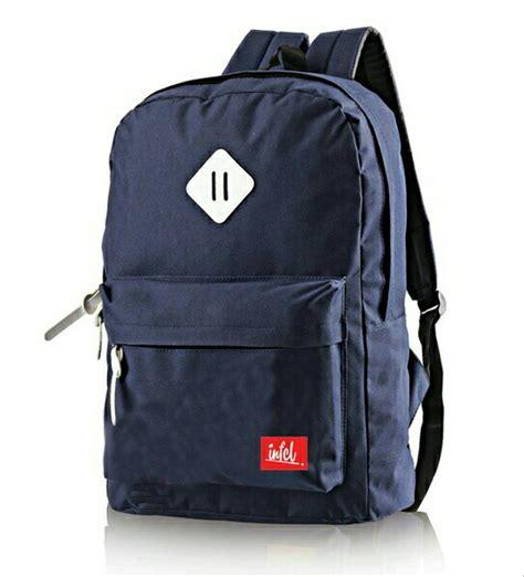 jual tas ransel laptop infl bandung tas sekolah pria