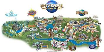 Map Of Universal Orlando by Current Map Of Universal Studios Orlando Pictures To Pin