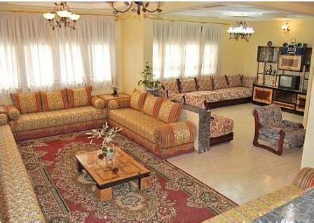 cuisines et d駱endances salon marocain tapissier les meilleurs mod 232 les