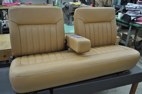 aftermarket ford truck bench seats 1956 chevy truck seat cover velcromag