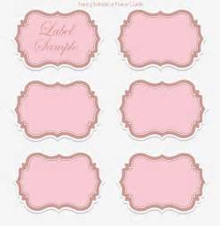 vintage label template wedding wednesday diy printable vintage collection