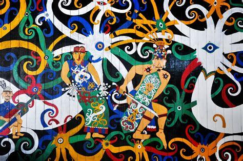 Kain Batik Kaltim 12 cihuy kini muncul batik khas mahakam ulu sekretariat
