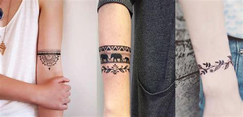 tattoo nightmares en que canal bracelet tattoo estilo que rodea el brazo bacanal