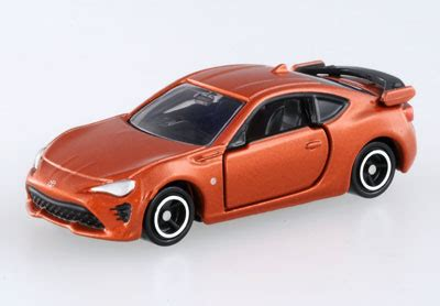 Tomica No 86 Toyota 86 Spesial Colour amiami character hobby shop tomica no 86 toyota 86 press special type released