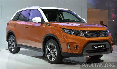 2014 Suzuki Vitara Proton Suv Rendered Berdasarkan Suzuki Vitara Image 434127