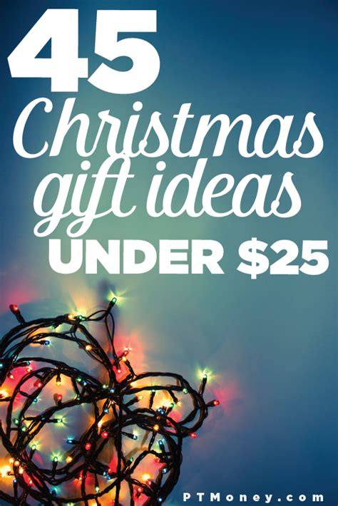 christmas exchange undee 15 45 gift ideas 25 they ll pt money