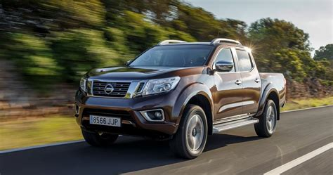 nissan navara 2017 2017 nissan navara review driveline fleet vehicle leasing