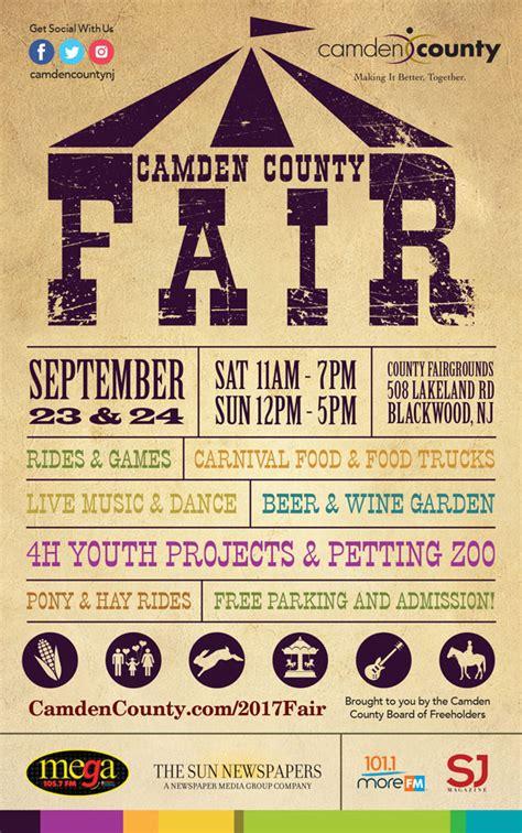 Camden County Property Tax Records 2017 Camden County Fair Camden County Nj