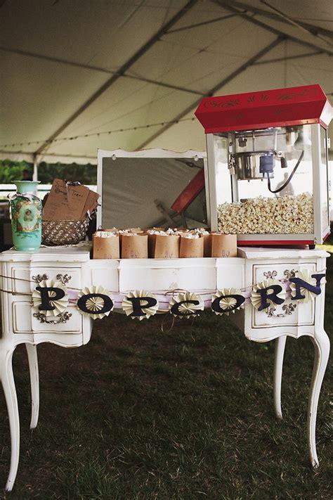 maker theme by theme patio best 25 wedding popcorn bar ideas on pinterest popcorn