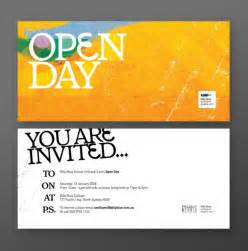 open house postcard template 35 creative postcard invitation designs for inspiration