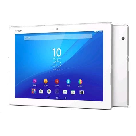 Sony Xperia Z4 Tablet Wifi sony xperia z4 tablet sgp771 unlocked lte 32gb white deals special offers expansys