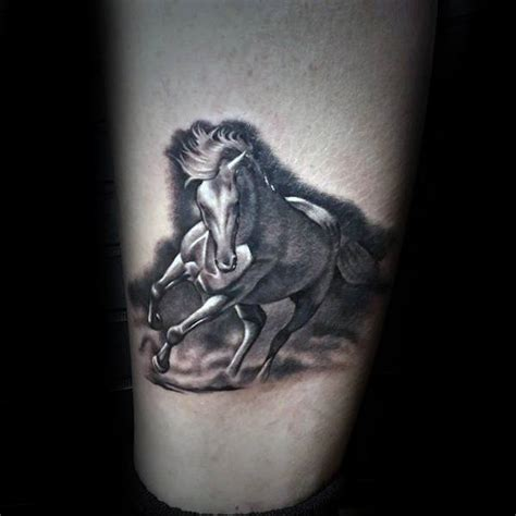 horse tattoos for men 70 tattoos for noble animal design ideas