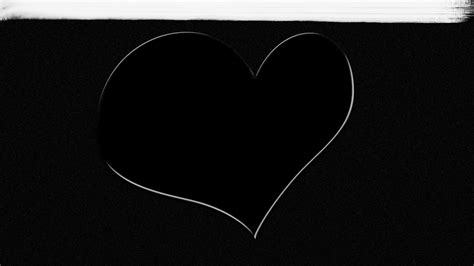 black  white hearts backgrounds wallpaper cave