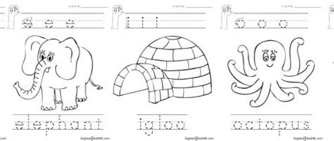 coloring pages for vowels vowels and