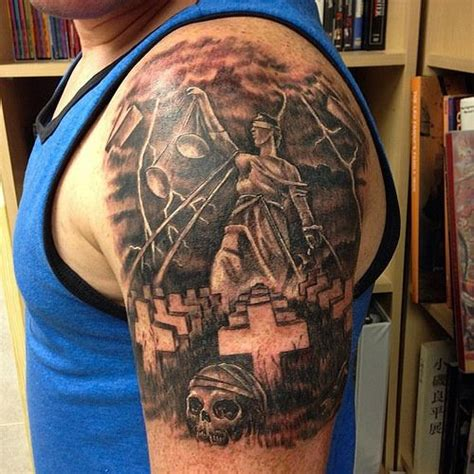 metallica tattoo designs 20 best metallica tattoos images on metallica