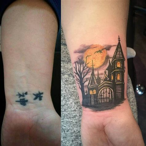 wrist tattoo cover up for work 33 cover ups designs that are way better than the