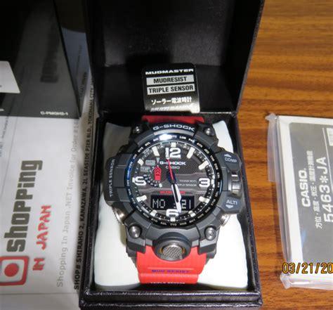Casio G Shock Gwg 1000rd 4a mudmaster gwg 1000rd 4a rescue series shopping in