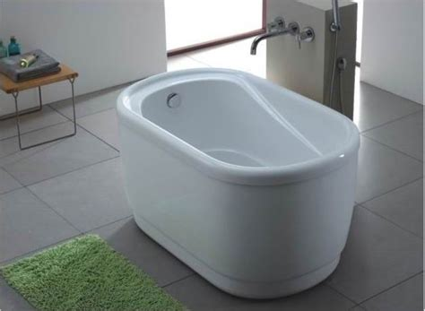 how to fit a bathtub in a small bathroom tips to install the best small bathtubs bath decors