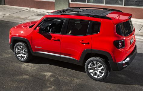 Jeep Renegade Ground Clearance 2015 Jeep Renegade Sport Review Classic Car News