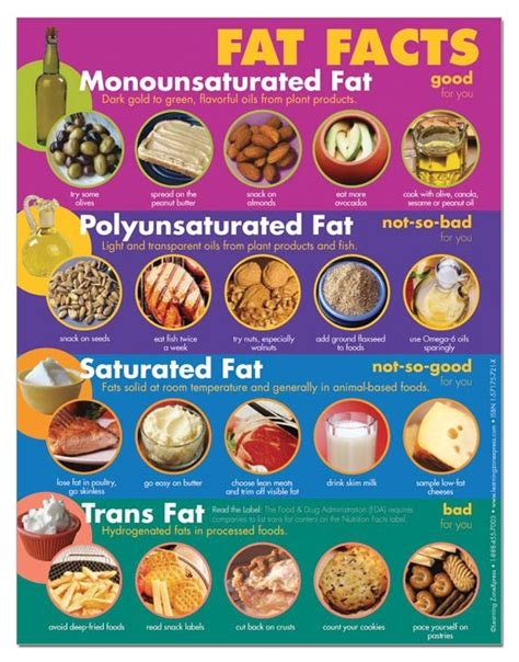 healthy fats nutrition facts nutrition obesity and diabetes prevention facts handouts